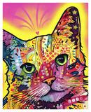 Tilt Cat Prints by Dean Russo