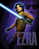 Star Wars Rebels - Ezra Plakater