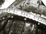 Cafe De Flore, Boulevard St. Germain, Paris, France Posters by Jon Arnold