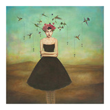 Fair Trade Frame of Mind Prints by Duy Huynh