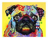 Dean Russo - Pug Plakát