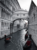 Bridge of Sighs, Doge's Palace, Venice, Italy Prints by Jon Arnold