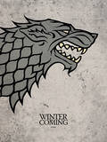 Game of Thrones - Stark Print