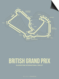 British Grand Prix 1 Art by  NaxArt