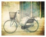 Ride Away Poster by Keri Bevan
