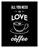 All You Need Is Love Poster by Amalia Lopez