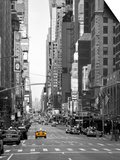 USA, New York, Manhattan, Midtown, 7th Avenue Prints by Alan Copson