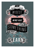 mente maravillosa, Una Láminas por  Kavan & Company
