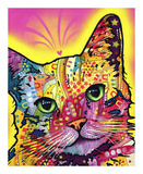 Tilt Cat Prints by Dean Russo