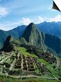Cuzco, Machu Picchu, Peru Prints by Steve Vidler