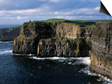 Cliffs of Moher, County Clare, Ireland Print by Gavin Hellier