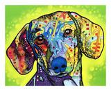Gravhund Plakat af Dean Russo