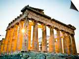 The Parthenon, Acropolis, Athens, Greece Prints by Doug Pearson
