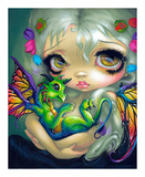 Darling Dragonling IV Prints by Jasmine Becket-Griffith
