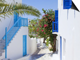Mykonos (Hora), Cyclades Islands, Greece, Europe Posters by Gavin Hellier