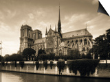 Notre Dame, Paris, France Posters by Jon Arnold