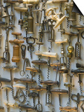 Corkscrew Collection, Vienna, Austria Posters by Walter Bibikow