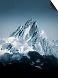 Chamonix, Haute Savoie, Alps, France Posters by Jon Arnold