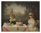 A Guess Is as Good as the Wish Print by Stephen Mackey