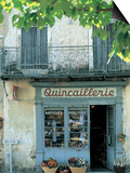 Shop in Sault, Provence, France Posters by Peter Adams
