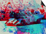 Porsche 917 Gulf Art by  NaxArt
