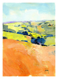 Downland One Print by Paul Bailey