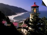 Heceta Head Lighthouse, Florence, Oregon, USA Prints by Adam Jones