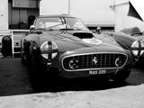 Ferrari in the Pit Affiches par  NaxArt