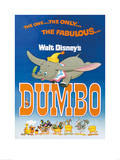 Dumbo - The Fabulous Poster