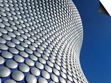 Selfridges Store Exterior, Bullring Shopping Centre, Birmingham, West Midlands, England, United Kin Posters by Chris Hepburn