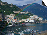 Amalfi, Amalfi Coast, Italy Poster by Walter Bibikow