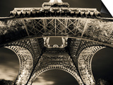 Eiffel Tower, Paris, France Art by Jon Arnold