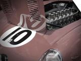 Ferrari open hood Prints by  NaxArt