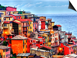 Scenes from Cinque Terra, Italy Prints by Richard Duval