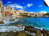 Beautiful Greek Islands Series - Syros Prints by  Maugli-l