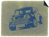 Mini Cooper Prints by  NaxArt