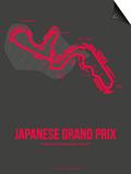 Japanese Grand Prix 3 Prints by  NaxArt