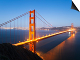 Golden Gate Bridge, San Francisco, California, United States of America, North America Print by Gavin Hellier