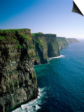 Cliffs of Moher, County Clare, Ireland Prints by Steve Vidler
