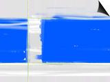 Abstract Blue Kunstdruck von  NaxArt