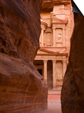 The Treasury, Petra, Jordan Prints by Michele Falzone