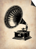 Gramophone 1 Art by  NaxArt