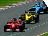 Peter Walton - Formula 1 Auto Race Obrazy