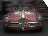Alfa Romeo Laguna Seca Art by  NaxArt