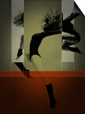 Ballet Dancing Posters by  NaxArt