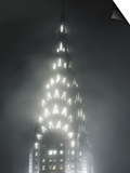 Chrysler Building, Midtown, Manhattan, New York City, USA Art by Jon Arnold