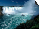 Horseshoe Falls, Niagara Falls, CAN Prints by Michele Burgess