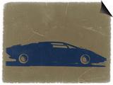 Lamborghini Countach Prints by  NaxArt