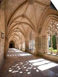 King Afonso V Cloister, Monastery of Santa Maria Da Vitoria, Batalha, Estremadura, Portugal Print by Michele Falzone