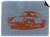 Porsche 911 Print by  NaxArt